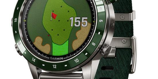 Garmin Marq Golfer : une montre d'exception réservée aux passionnés de golf
