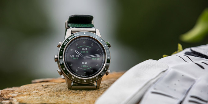 Garmin Marq Golfer : une montre connectée haut-de-gamme réservée aux passionnés de golf