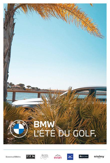 L'été du golf BMW : Une nouvelle expérience avec BMW