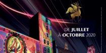« Lumières sur le Bourbonnais », un festival de lumières dans l'Allier