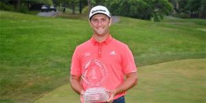PGA Tour : Jon Rahm devient le nouveau numéro 1 mondial