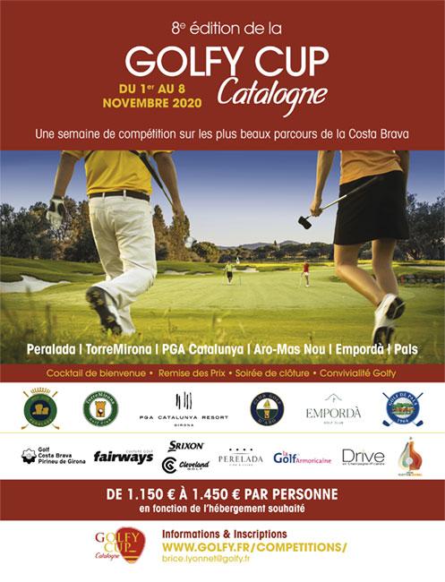 8ème édition de la Golfy Cup Catalogne