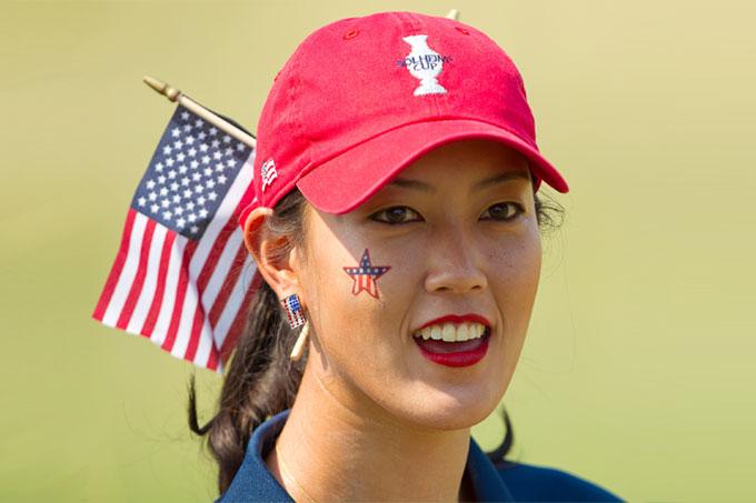 Solheim Cup : Michelle Wie West sera capitaine adjointe de la Team USA