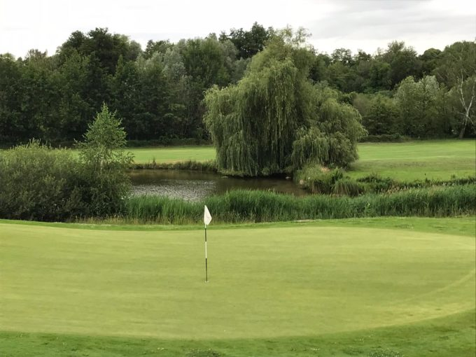 golf Ableiges