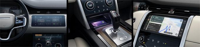 Range Rover Evoque et Discovery Sport : des nouveautés pour la rentrée