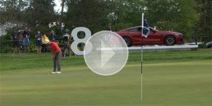 PGA Tour : le putt magique de Jon RAHM