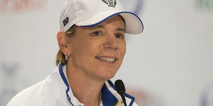 PING Junior Solheim Cup : Annika Sorenstam Capitaine de la Team Europe