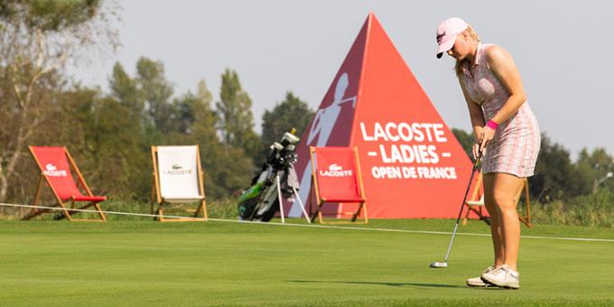 Lacoste Ladies Open de France 2020 : place au spectacle !