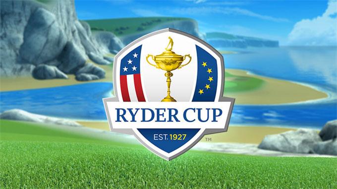 La Ryder Cup mise en vedette dans le jeu mobile Golf Clash