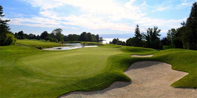 Du nouveau a l'Evian Resort Golf Club