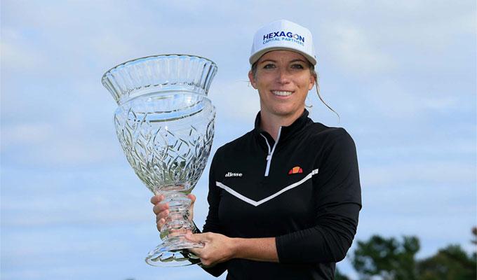 ShopRite LPGA Classic: Melissa Reid, erster Sieg bei der LPGA Tour