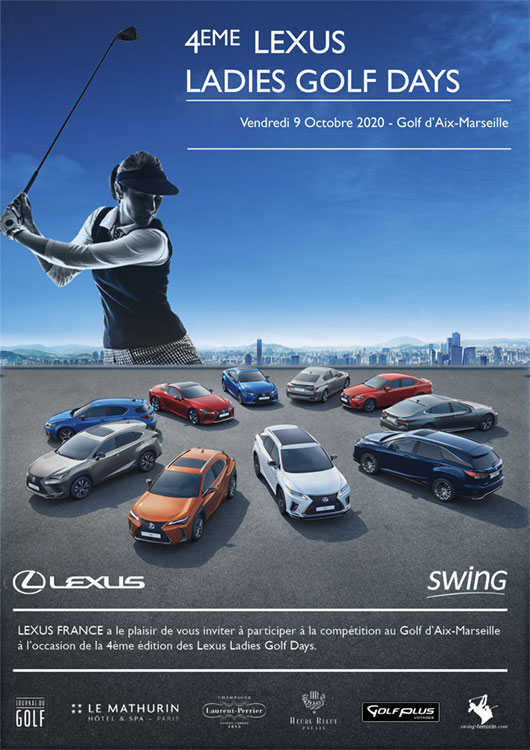 4ème LEXUS Ladies Golf Day