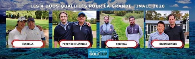 La Beachcomber Golf Cup, en route pour l'île Maurice : le verdict de la finale