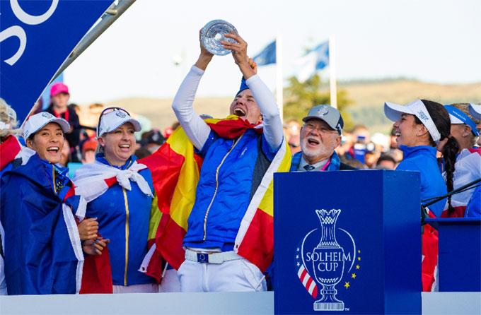 La Solheim Cup 2023 se prépare en Espagne