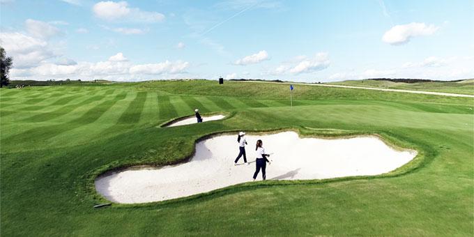 Le Golf National dévoile un nouveau stade d'entraînement haute performance