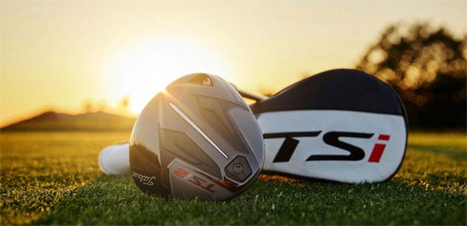 Nouveaux drivers Titleist TSi dotés d'une face en titanium aérospatial