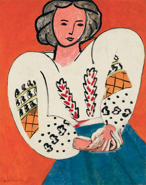 Matisse, comme un roman -Jusqu'au 22 février 2021 au Centre Pompidou