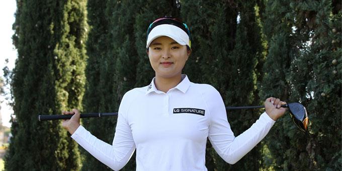 LPGA : Jin Young Ko impatiente de démarrer la saison 2020