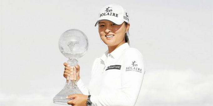 Jin Young Ko s'empare du CME Group, le dernier titre de la saison LPGA