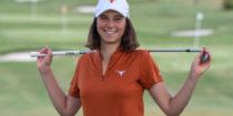 Agathe Laisné, à l'université du Texas