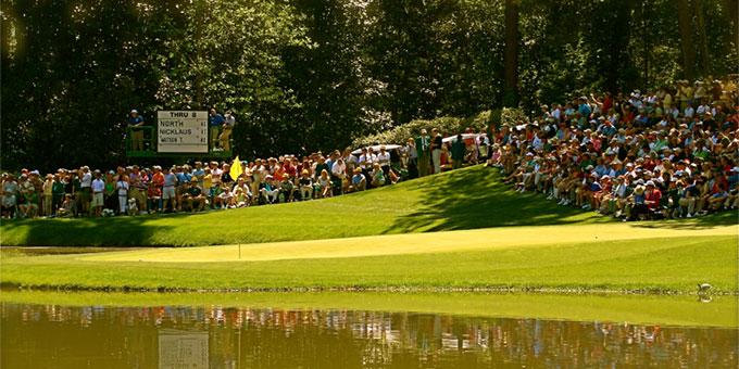 Masters 2021 : l'Augusta National annonce un nombre limité de supporters