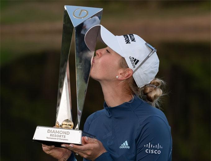 LPGA : Jessica Korda bat Kang en playoff, Céline Boutier finit 11e