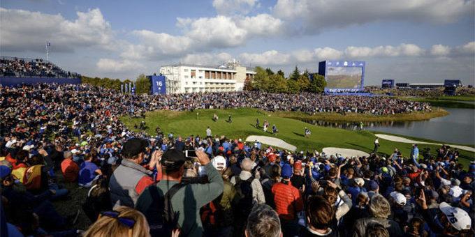 L'Open de France au Golf National en mai !
