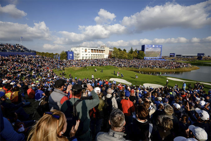 L'Open de France au Golf National en mai !