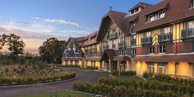 Renaissance Paris Country Club : la relaxation au naturel