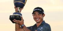 Morikawa victorieux du WGC, rend hommage à Woods