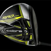 La gamme KING RADSPEED Cobra Golf disponible au detail