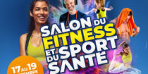 Salon du fitness et du sport santé du 17 au 19 septembre 2021
