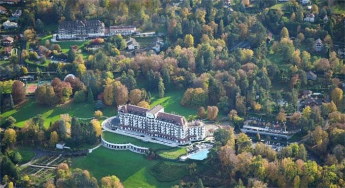 אתר הנופש אוויאן פותח מחדש את שני המלונות שלו באפריל 2021