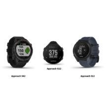 GARMIN® innove avec trois nouveaux GPS Golf
