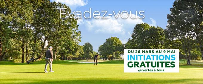 Bluegreen lance des initiations gratuites au golf pour profiter d'un bol d'air et s'évader en pleine nature