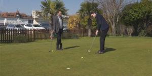Golf ParisLongchamp : Des greens aussi rapides qu'à Augusta ?