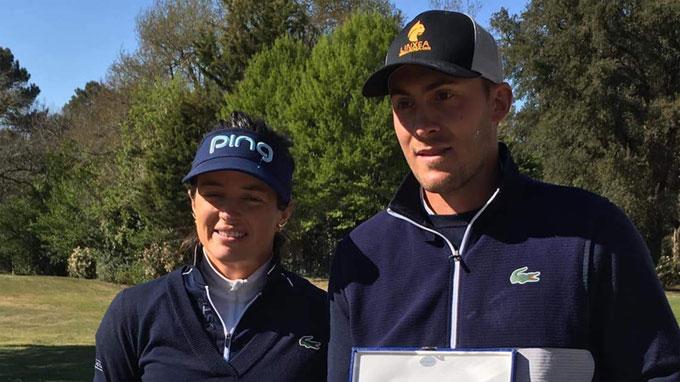 Open PGA France de Mont-de-Marsan : Coussaud et Klatten victorieux
