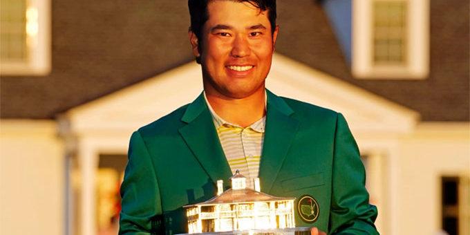 Hideki Matsuyama impérial remporte le 85e Masters d'Augusta