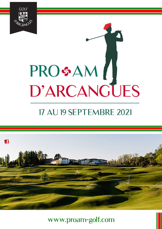 1ère édition du Pro-Am d'Arcangues