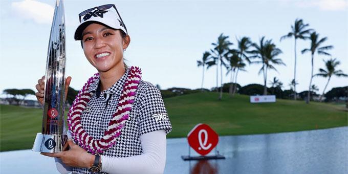 Lydia Ko triomphe sur le Lotte Championship