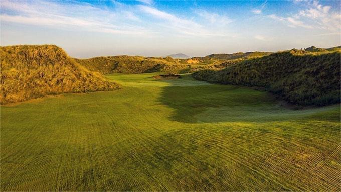 St Patrick Links : le nouveau golf by Tom Doak bientôt inauguré