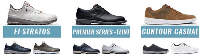 FJ Stratos - Premier Series / Flint - Contour Casual