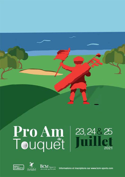 2eme édition du pro am du Touquet
