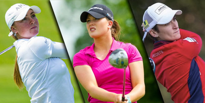 Jabra Ladies Open : Dimmock en tête, Malchirand et Caudal en embuscade