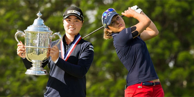 US Women's Open : Yuka Saso célébrée, Céline Herbin 14e