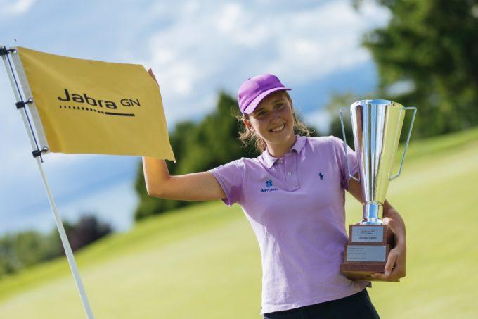 Jabra Ladies Open : Pia Babnik (17 ans) qualifié The Amundi Evian Championship 2021