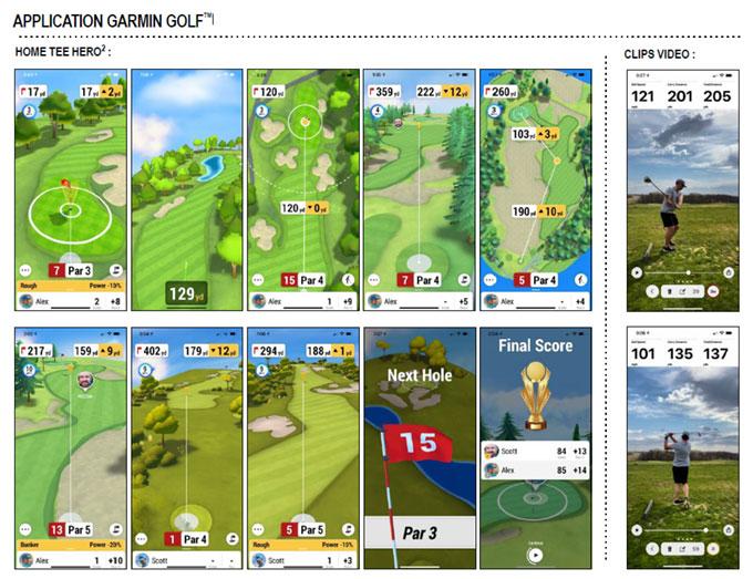 Garmin Golf App