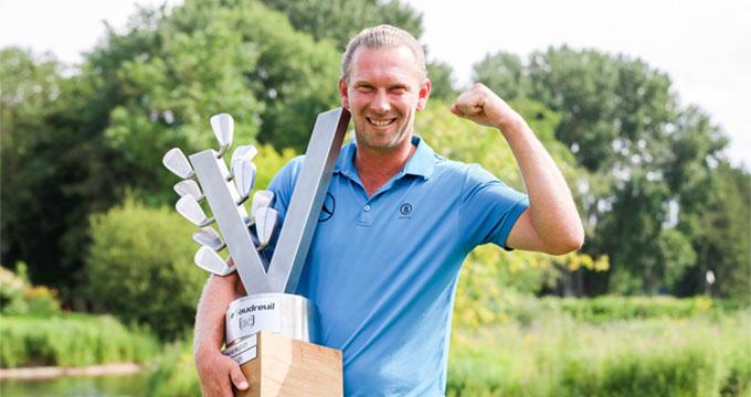 Vaudreuil Golf Challenge : Magnifique victoire de Marcel Siem