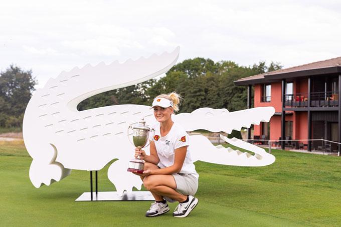 Lacoste Ladies Open de France: 108 joueuses au départ