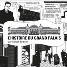 Histoire du Grand Palais par Nayel Zeaiter, le 16 septembre 2021